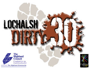 The Dirty 30 - A thirty mile trek through the hills of Lochalsh