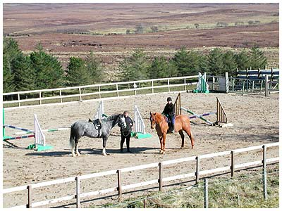 Portree Riding School